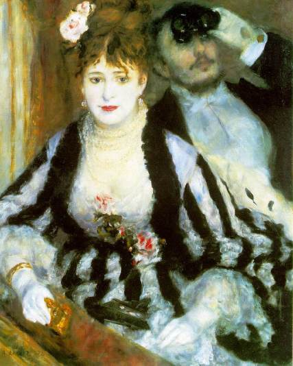 Loża. Renoir