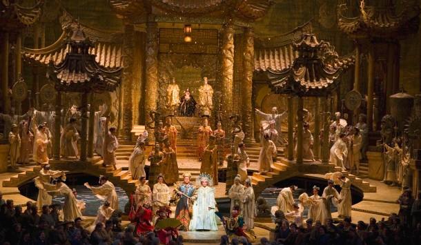 Turandot w Metropolitan Opera