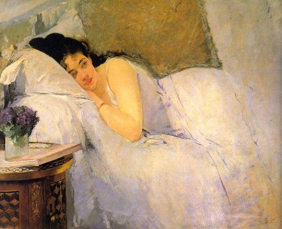 Woman awakening (1876 r.)