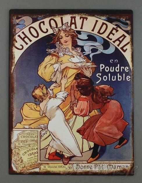 czekolada mucha