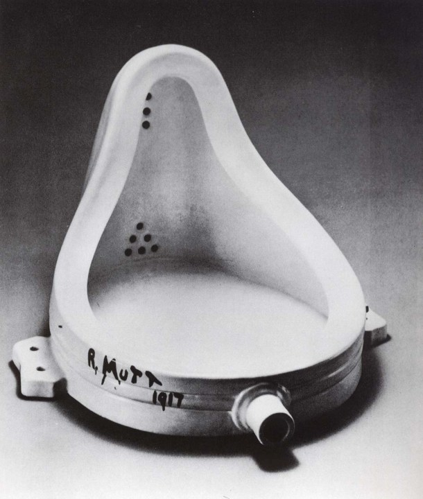 fountain duchamp