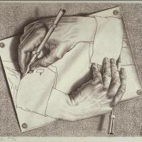 Trompe l'oeil a twórczość M.C. Escher'a