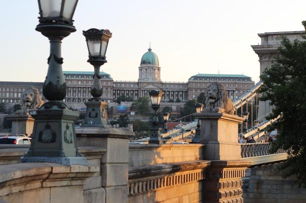 Pałac w Budapeszcie