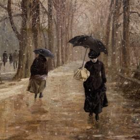 """""""Teraz jestem już o wiele moderniejszy"""", czyli wystawa prac Aleksandra Gierymskiego w Muzeum Narodowym wWarszawie"""