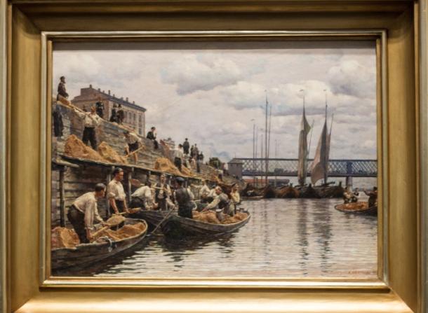 Piaskarze (1887)