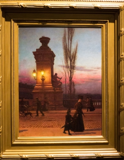 Most ludwika w nocy - 1896-97