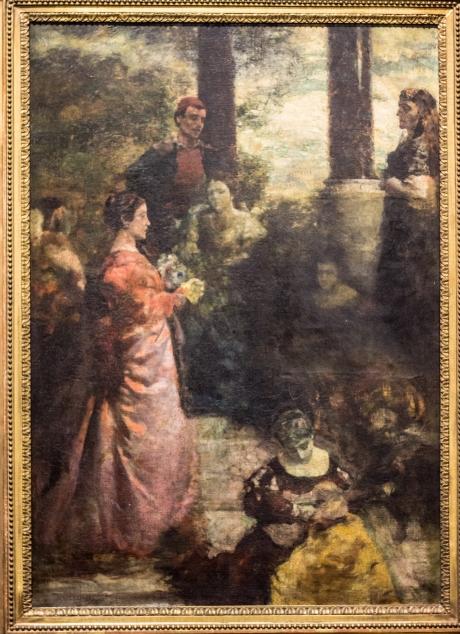 Sjesta włoska I