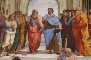 Raphael-Plato-and-Aristotle